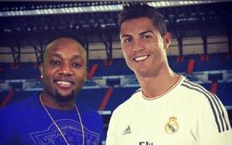 Sống ảo, ghép ảnh chụp cùng Cristiano Ronaldo để đăng mạng xã hội, nam ca sĩ Nigeria nhận cái kết đắng