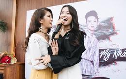 """Trương Mỹ Nhân """"tỏ tình"""" với Mỹ Duyên dưới mưa: Cảnh lãng mạn như phim Hàn Quốc là đây!"""