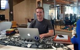 Sự thật không ai ngờ: Ông chủ của Facebook không dùng Facebook