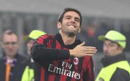 Kaka nở nụ cười thiên thần trong ngày trở lại Milan