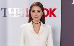"""Phạm Hương đang cố đóng vai """"chị Đại"""" tại """"The Look""""?"""