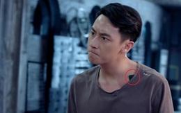 """Đánh nhau quá hăng, Rocker Nguyễn bị lộ """"hàng"""" mà không hay"""