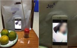 """""""Bùng"""" 240k tiền mua hàng online, cô gái bị chủ shop lập bàn thờ giả gây tranh cãi"""