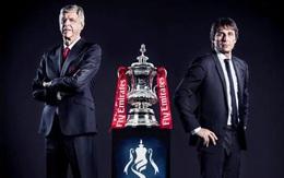TRỰC TIẾP Arsenal - Chelsea: Wenger trước ngưỡng cửa thành huyền thoại