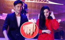 Đeo nhẫn kim cương khủng trên tay, Phạm Băng Băng vẫn chưa quyết định được ngày đăng ký kết hôn với Lý Thần