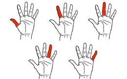 Xòe một ngón tay bản năng để tìm hiểu bản chất thật khi yêu