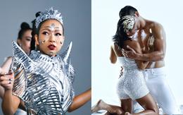 Thảo Trang tạo hình như người ngoài hành tinh, quyến rũ trai lực lưỡng trong MV trở lại