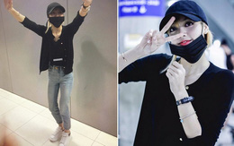 Trông bình thường hết sức nhưng set đồ của Lisa (Black Pink) lại có tổng giá trị tới hơn 130 triệu VNĐ