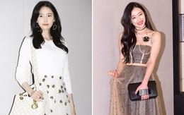 Yoona và Sulli cùng diện đồ hiệu đẳng cấp, đọ sắc vóc một chín một mười tại sự kiện của Dior