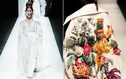 """BST mới của NTK Công Trí tại Tokyo Fashion Week: Trước cái đẹp, bạn chỉ còn biết """"Wow"""" lên một tiếng!!!"""