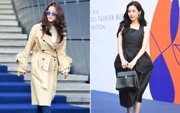 """Chị hai của """"Những nàng công chúa nổi tiếng"""" xuất hiện xinh đẹp, Seohyun bỗng hóa """"sồ sề"""" vì váy xấu tại SFW"""