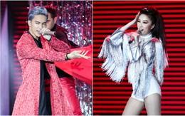 """Bảo Thy - S.T ngang cơ, Hương Giang được cứu vào Chung kết """"The Remix"""""""