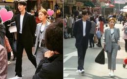 """Cặp kè """"nữ thần mặt đơ"""", Thủy thần Nam Joo Hyuk lại càng đẹp trai"""