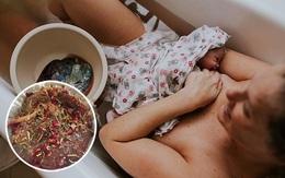Các bà mẹ liều mình giữ lại nhau thai cho con nhưng đó có thể là một hiểm họa