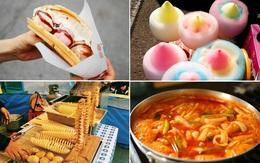 List những món ăn đường phố Hàn Quốc khiến ai cũng muốn đến Hàn ngay lập tức