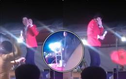 """Lưu Chí Vỹ bị bầu show """"sỉ nhục"""", khán giả tạt nước đuổi đánh trên sân khấu: Tất cả đã được chuẩn bị từ trước?"""