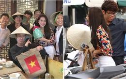 Bắt gặp rapper San E bất ngờ xuất hiện tại Việt Nam, cùng Chi Pu hẹn hò đi ăn trưa