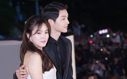 """Không xuất hiện nhưng Song Hye Kyo được phim của Song Joong Ki """"cảm ơn đặc biệt""""!"""