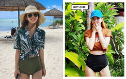 """Cẩm nang diện đồ cover-up khi mặc đồ bơi giúp bạn trông thật xinh thật """"xịn"""" mà không bị phô"""