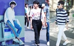 """TFBoys, 3 chàng thiếu niên ngây thơ ngày nào giờ đã trở thành bộ 3 mỹ nam sành điệu mặc """"chất"""""""