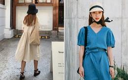 5 kiểu váy xinh không để đâu cho hết, nàng nào mặc cũng hợp dù là đi học hay đi chơi