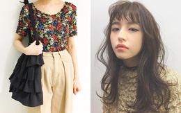 """Áo phông """"bỏng ngô"""", mẫu áo sến súa từ vài chục năm trước nay lại được con gái Nhật thi nhau diện"""
