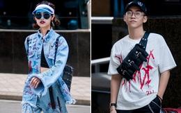 """Street style giới trẻ Việt tuần qua: """"Nhạc nào cũng nhảy"""", style nào cũng chơi"""