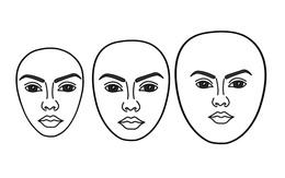 Xem hình dáng khuôn mặt, dự đoán số mệnh giàu sang hay vất vả