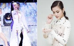 """""""Bóc mác"""" trang phục được khen ngợi của Đông Nhi tại Asia Song Festival 2017"""