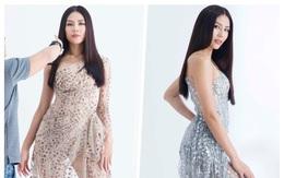 Rò rỉ hình ảnh thử đồ, Nguyễn Thị Loan có thể là đại diện Việt Nam thi Miss Universe 2017?