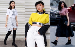 Street style 2 miền: Dù có nữ tính hay cool ngầu, các bạn trẻ Việt cũng diện toàn món đồ trendy nhất