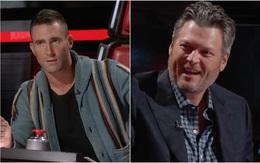 """The Voice Mỹ: Đến vòng Đối đầu rồi, Adam vẫn chọc ngoáy Blake là """"ngựa già"""""""