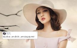 Hậu chia tay Hồ Quang Hiếu, Bảo Anh khóa tài khoản Facebook và khi trở lại cô đã nói những lời này