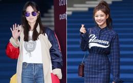 """Gong Hyo Jin đầy khí chất, """"thiên thần"""" Kim Yoo Jung tỏa sáng bên loạt sao Hàn sành điệu tại Seoul Fashion Week"""