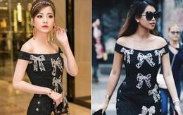 """Chi Pu """"đụng"""" váy 115 triệu với Thảo Tiên - đệ nhất Rich kids of Vietnam, mỗi người mặc lại ra một phong cách"""