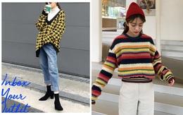 Áo len màu mè dễ thành hot trend, hội mê ăn diện lại có cớ để sắm thêm đồ cho đông này
