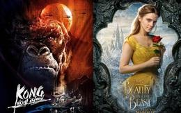 """BXH phòng vé Trung Quốc: Nơi King Kong """"hạ đo ván"""" Quái vật"""