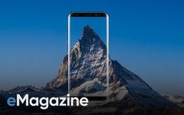 Ít ai biết rằng Samsung đã phải không ngừng sáng tạo để có được Galaxy S8 thành công hôm nay