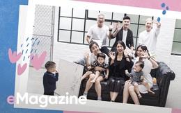 3 gia đình trẻ hot nhất MXH: Được lòng cư dân mạng còn hơn cả hot girl hot boy