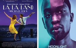 Có mắt toét mới không phân biệt nổi các cảnh phim giữa La La Land và Moonlight