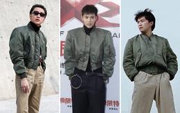 """Bộ """"đồ của bố"""" mà Sơn Tùng và Ngô Diệc Phàm mặc, Châu Tinh Trì đã diện cách đây hai chục năm rồi"""