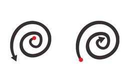 Thử vẽ một đường xoắn ốc để khám phá vẻ đẹp tính cách của bạn