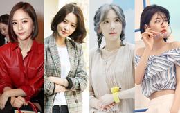 Các nữ thần đình đám nhất Kpop xén tóc hết rồi, nhưng ai vẫn giữ được phong độ nhan sắc đỉnh cao?