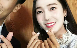 Jessica Jung mắc lỗi trang điểm: Mặt thì trắng bệch nhưng cổ và tay lại tối hơn hẳn vài tông