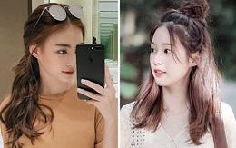 4 cách tạo kiểu vừa nhanh vừa xinh hết ý dành cho các nàng tóc dày