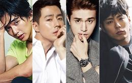 11 mỹ nam tuổi Dậu của màn ảnh xứ Hàn: Toàn quý ông cực phẩm!