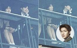"""Lee Min Ho không thích điều này: Suzy cặp kè """"trai lạ""""?"""