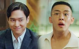 """""""Chicago Typewriter"""": Yoo Ah In tóe khói vì """"con ma"""" Go Kyung Pyo"""
