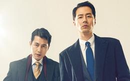 """""""The King"""": Tuyệt phẩm điện ảnh của cặp quý ông đẹp nhất Hàn Quốc!"""