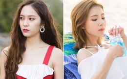 """Krystal và Shin Se Kyung: 2 """"cực phẩm"""" nhan sắc khó phân thắng bại của """"Thủy Thần"""""""
